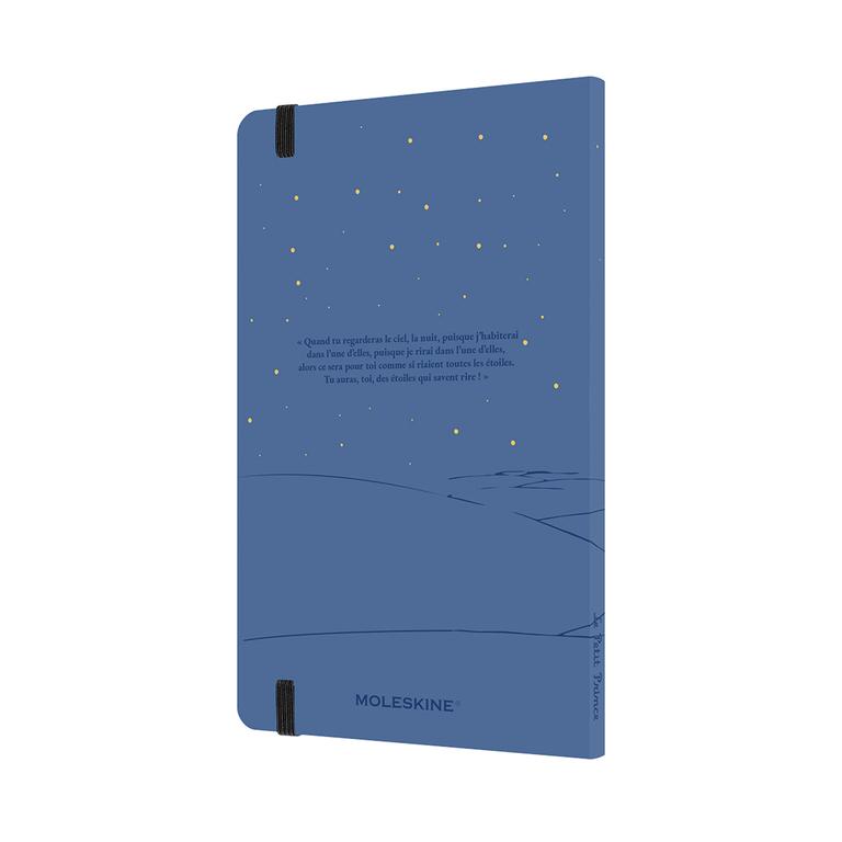 Agenda Moleskine Edição Limitada Pequeno Príncipe, Semanal 12 Meses, Grande, Capa Dura