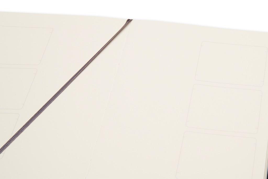 Caderno Moleskine de Story Board, Preto, Capa Dura, Grande