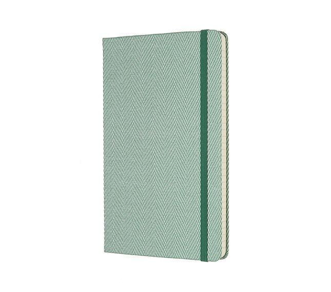 Caderno Moleskine Edição Limitada, Blend , Verde, Capa Dura, Pautado, Grande