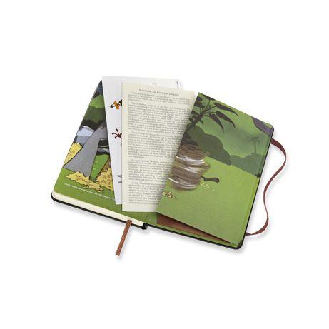 Caderno Moleskine, Edição Limitada Looney Tunes, Taz, Pautado, Tamanho Bolso (9 x 14 cm)