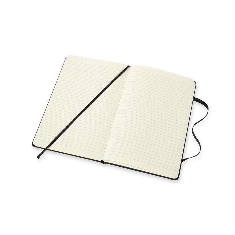 Caderno Moleskine Edição Limitada One Piece, Bandeira,Capa Dura, Pautado, Grande