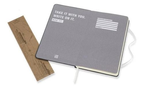 Caderno Moleskine Edição Limitada,This is yours. None the samenever alike, Capa Dura, Pautado, Grande
