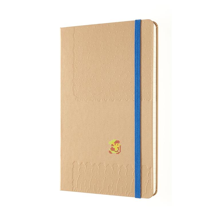 Caderno Moleskine Edição Limitada Zelda, Capa Dura, Pautado, Grande