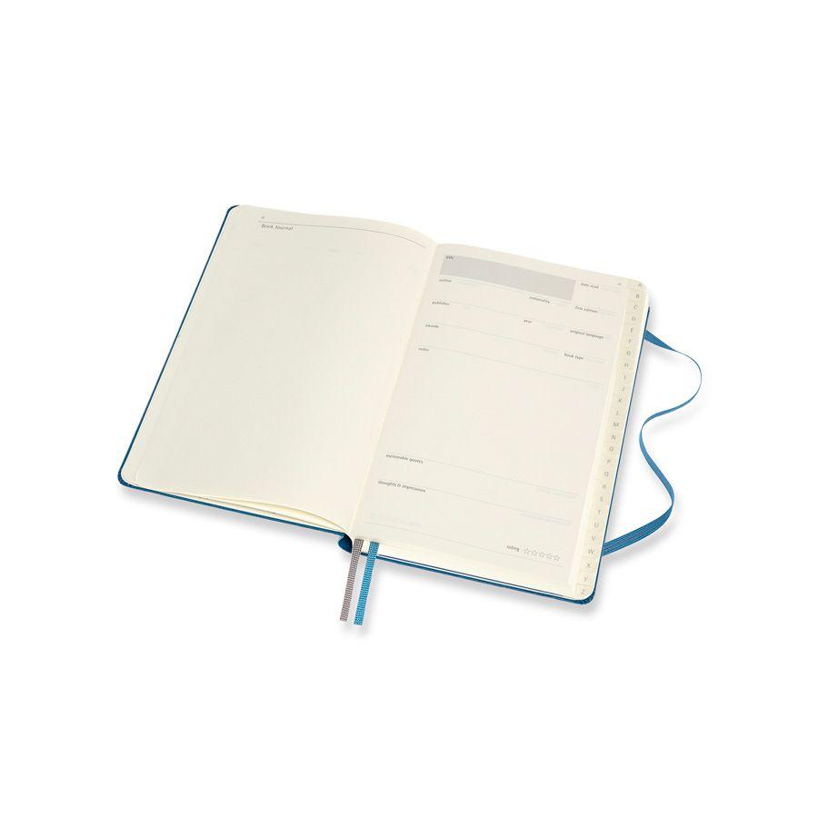 Diário de Paixões Moleskine, Livros, Grande (13 x 21 cm)