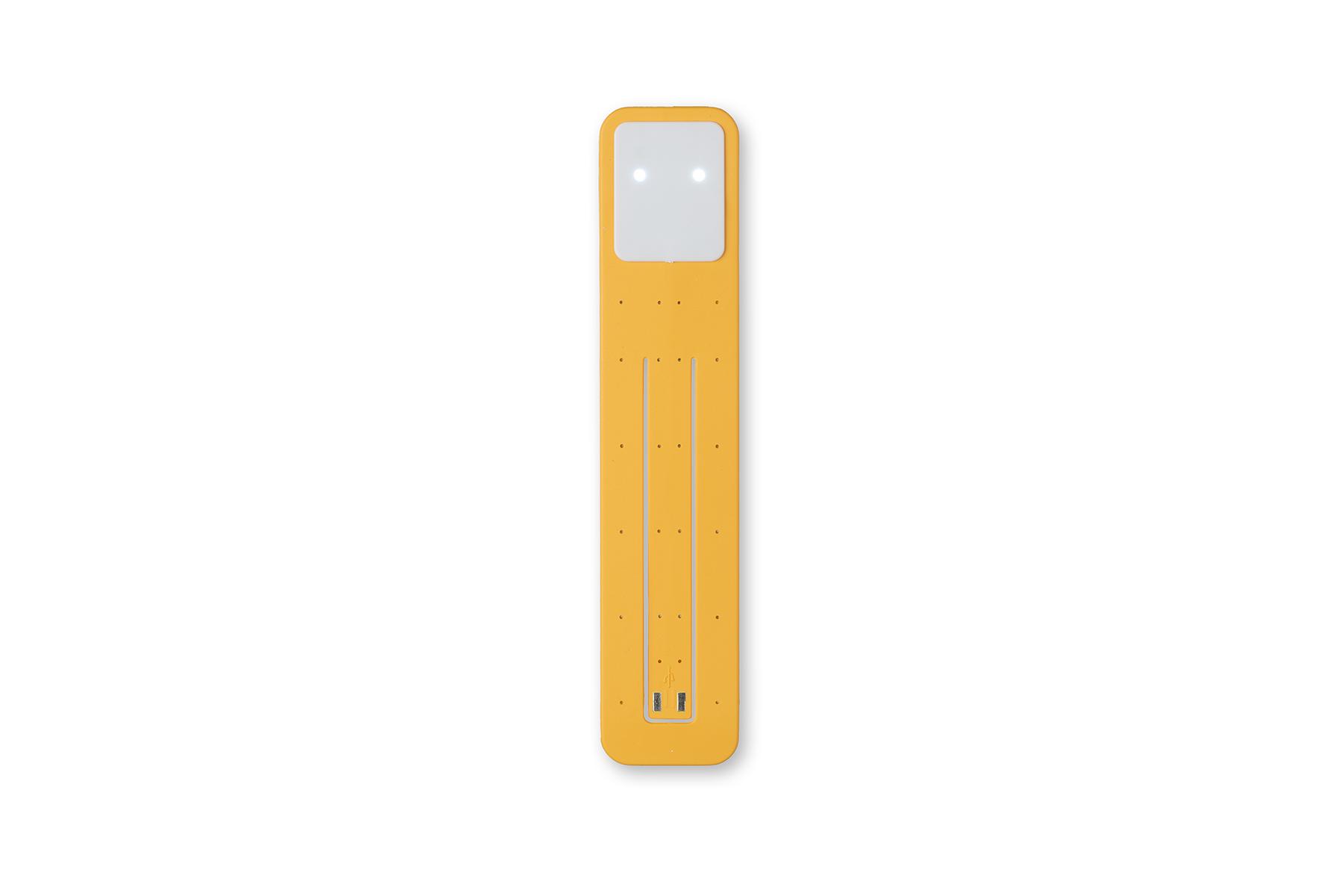 Lâmpada para Leitura Moleskine, Amarela, USB