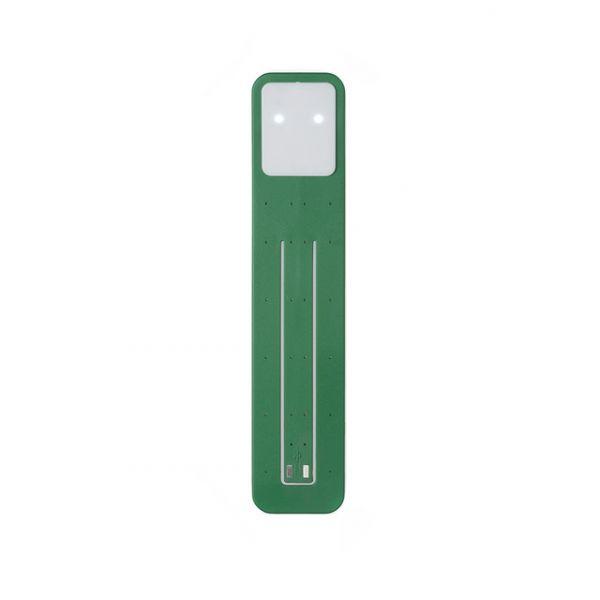 Lâmpada para Leitura Moleskine, Verde, USB