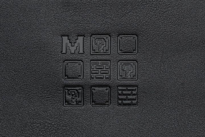 Mochila Moleskine, Edição Limitada Super Mario