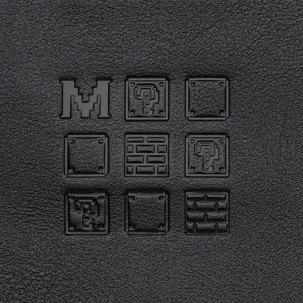 Mochila Moleskine, Edição Limitada Super Mario (Outlet) Prod. com pequenas avarias