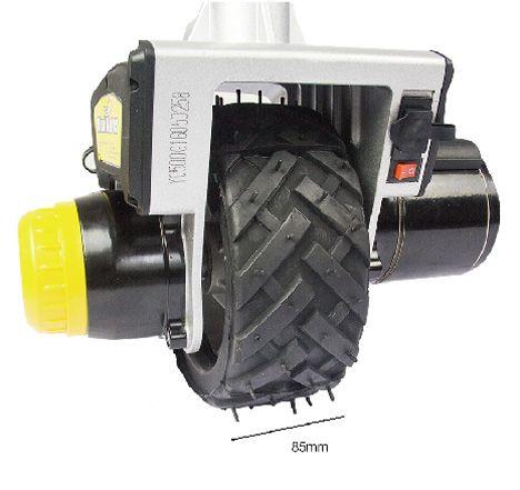 Mini Mover Carretinha - 3 roda