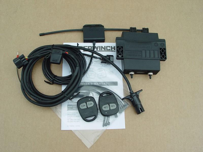 Wireless - Controle Remoto Sem Fio Superwinch