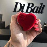 Embalagem de Coração