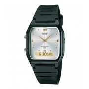 Relógio Casio Analógico Borracha - AW-48HE-7AVDF