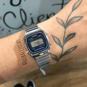 Relógio Casio Mini Vintage - LA670WA-2DF
