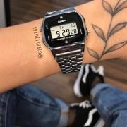 Relógio Casio Vintage Diamond - A159WAD-1