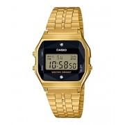 Relógio Casio Vintage Diamond Dourado - A159WGED-1DF