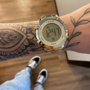Relógio Lince Vintage Dourado - SDPH037L