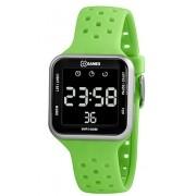 Relógio X Games Verde com Cinza  XGPPD124