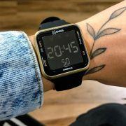 Relógio X Games Preto com Dourado - XGPPD093