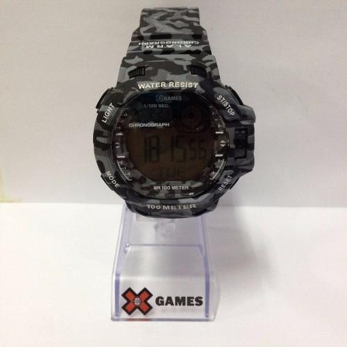 Relógio X-Games XMPPD288
