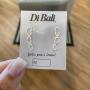 Brinco de Prata Ear Cuff Coração - Coleção Mozão