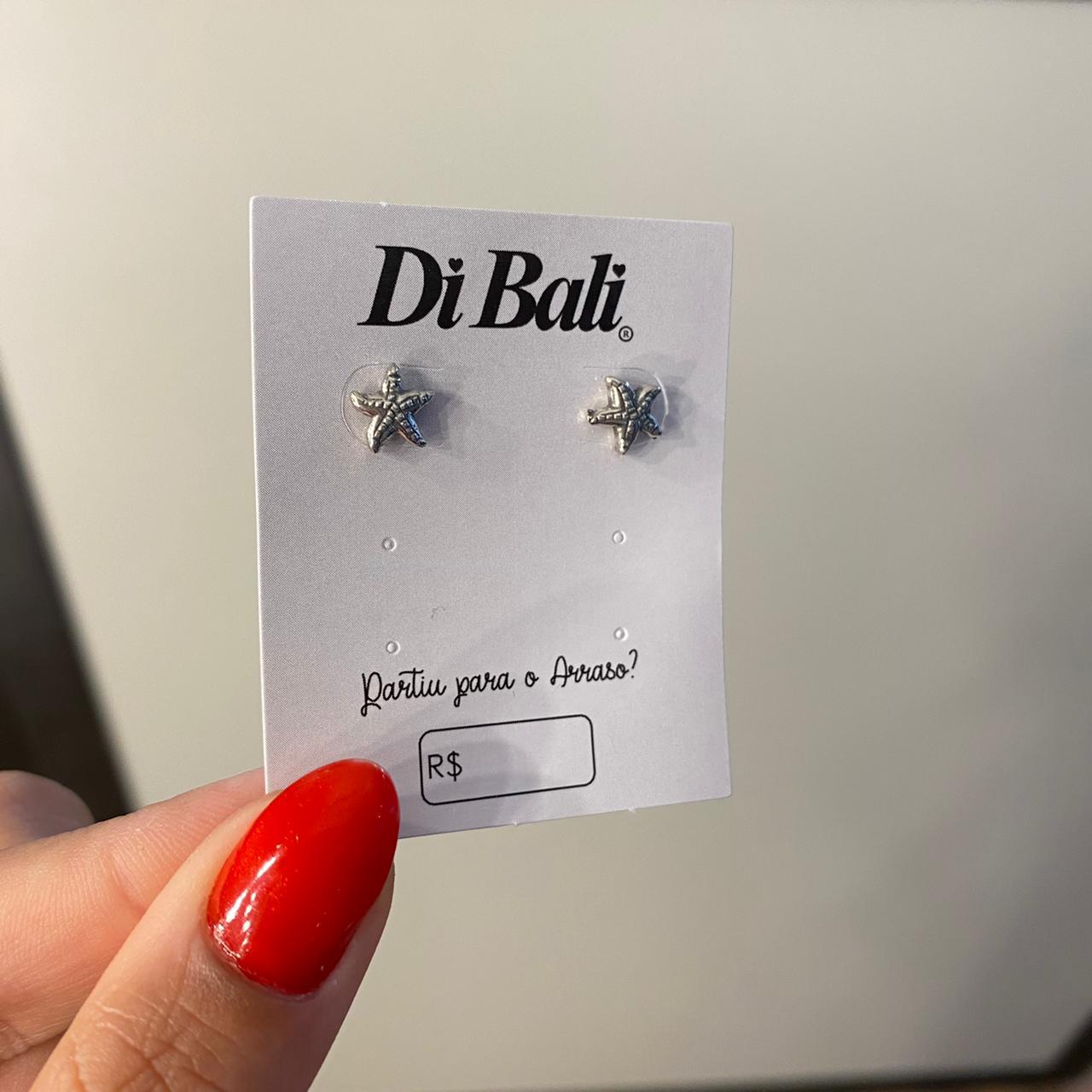 Brinco de Prata Estrela Envelhecida Pequena - Coleção Sol e Mar
