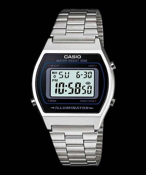 Relógio Casio Vintage - B640WD-1AVDF
