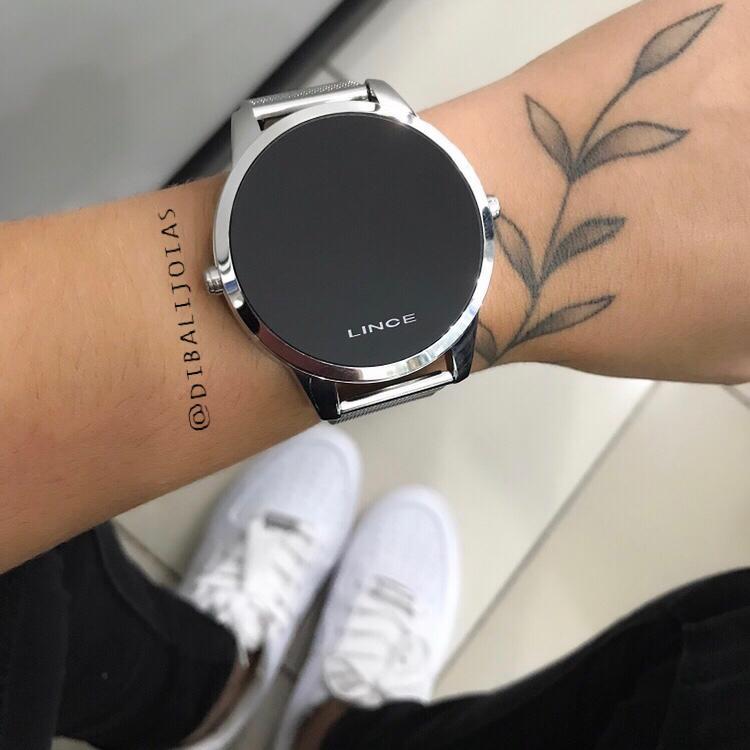 Relógio Lince Led - MDM4586L