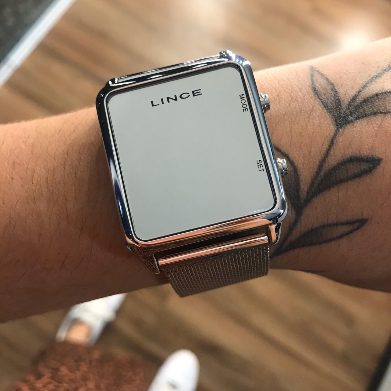 Relógio LINCE Led -  MDM4619L