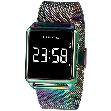 Relógio Lince Led - MDT4619L