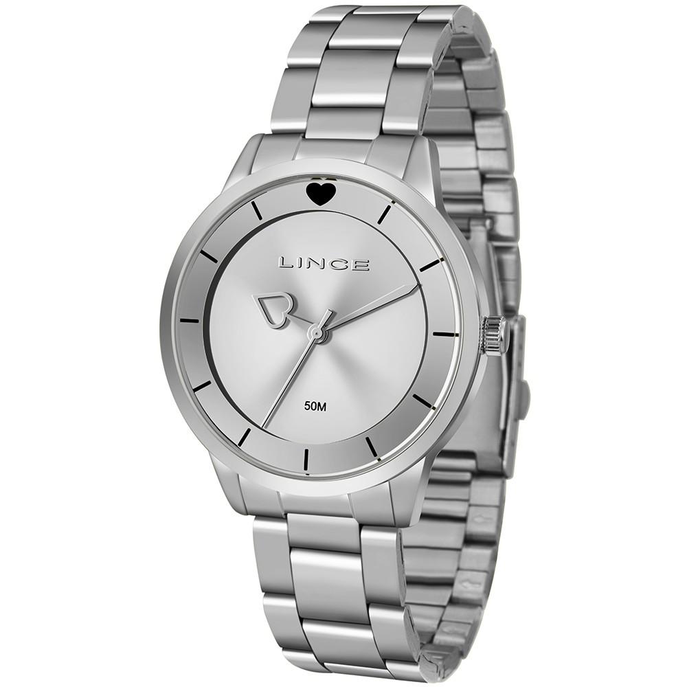 Relógio Lince Prata - LRM4572L