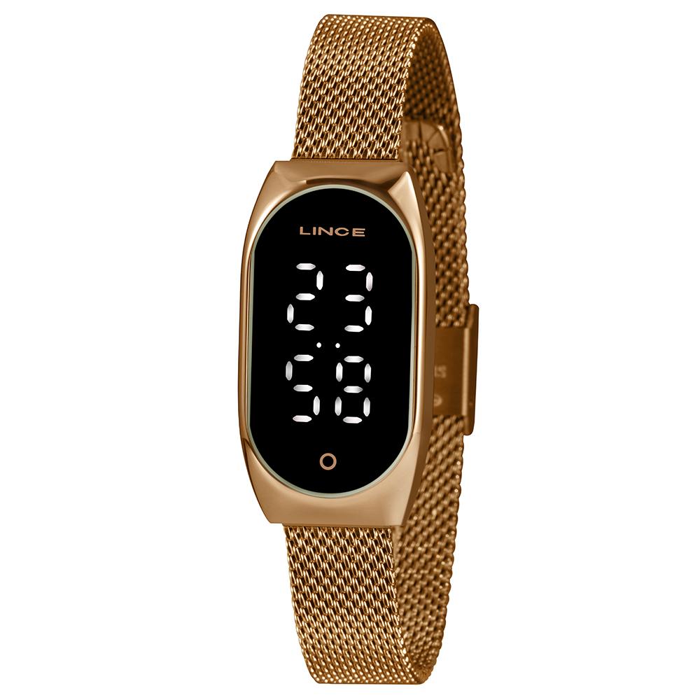Relógio Lince Rosé Gold - LDR4642L