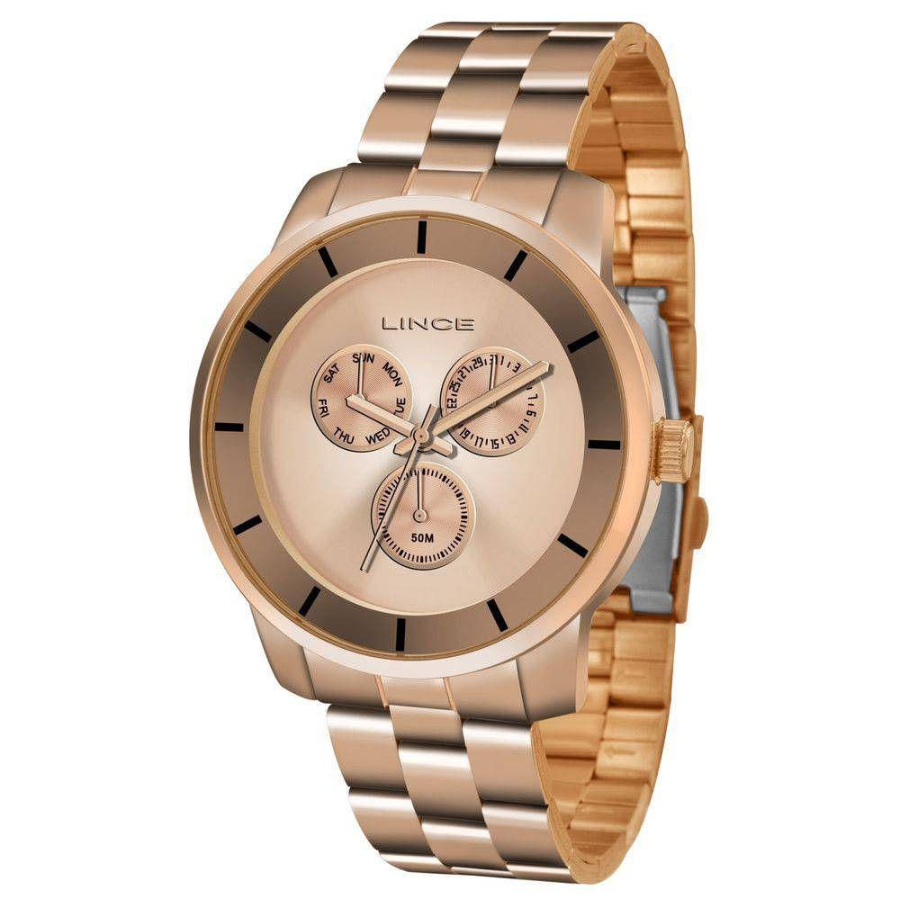 Relógio Lince Rose LMR4478L