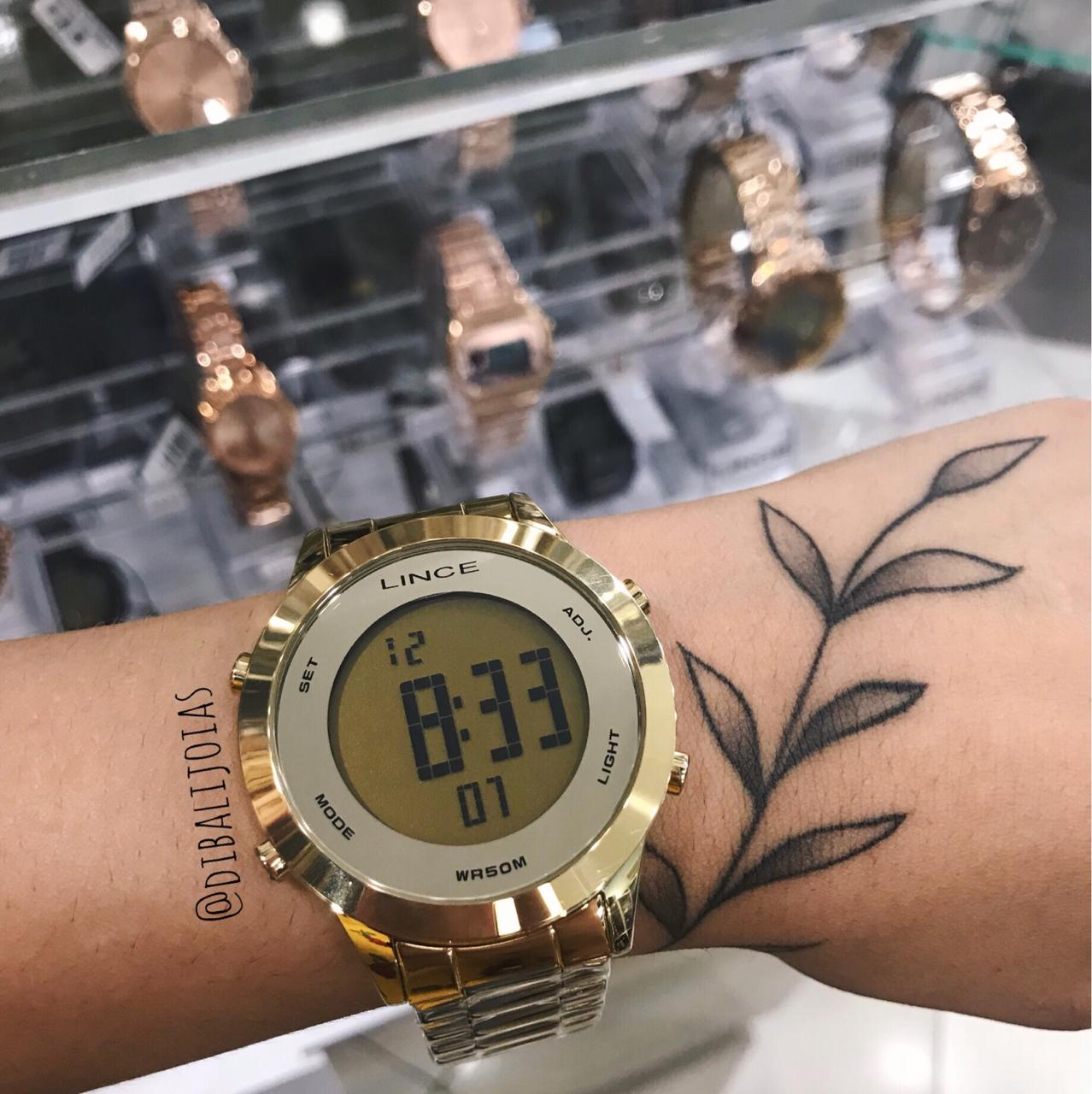 Relógio Lince Vintage - SDPH037L