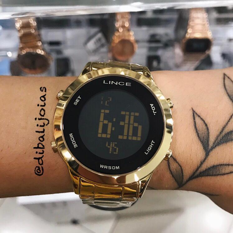 Relógio Lince Vintage - SDPH038L