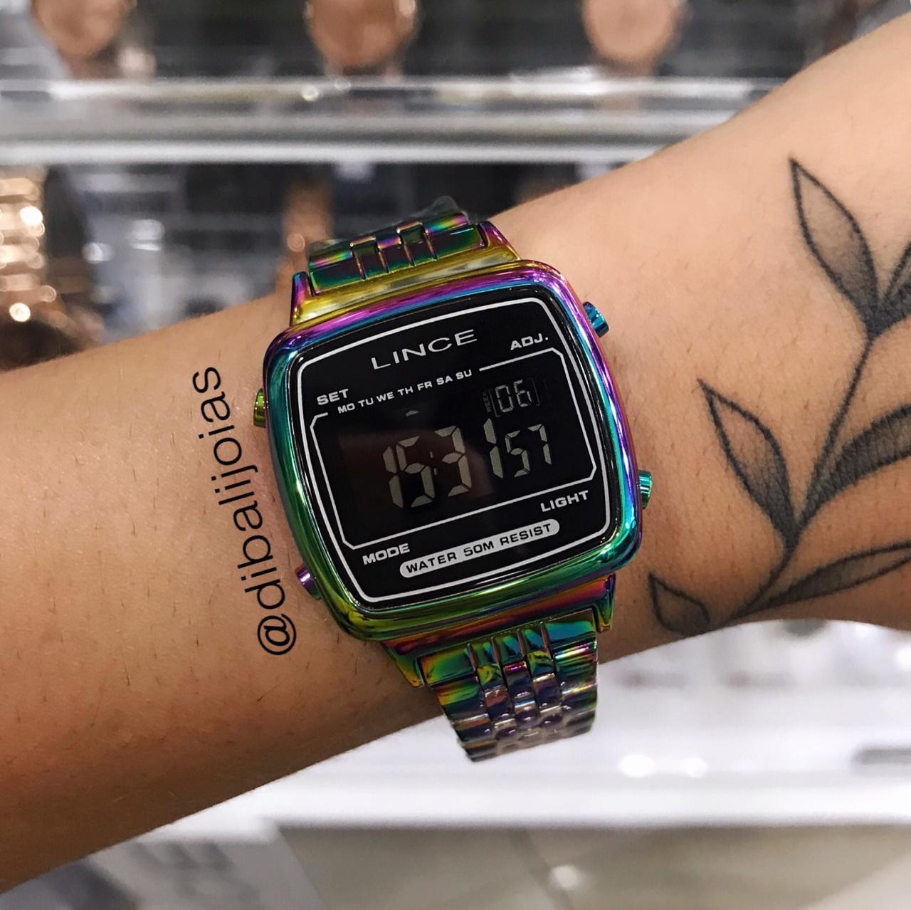 Relógio Lince Vintage - SDPH086L