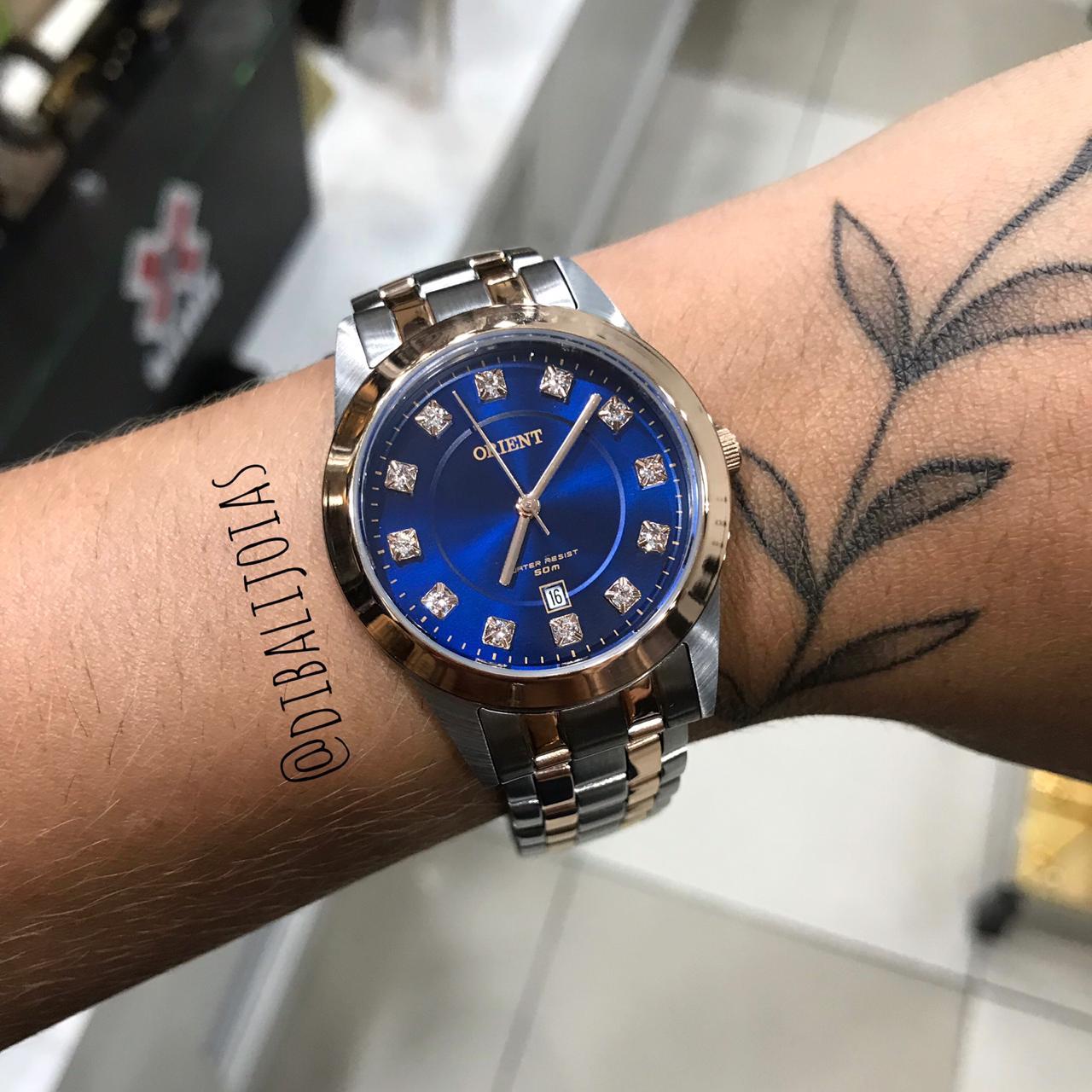 Relógio Orient - FTSS1114