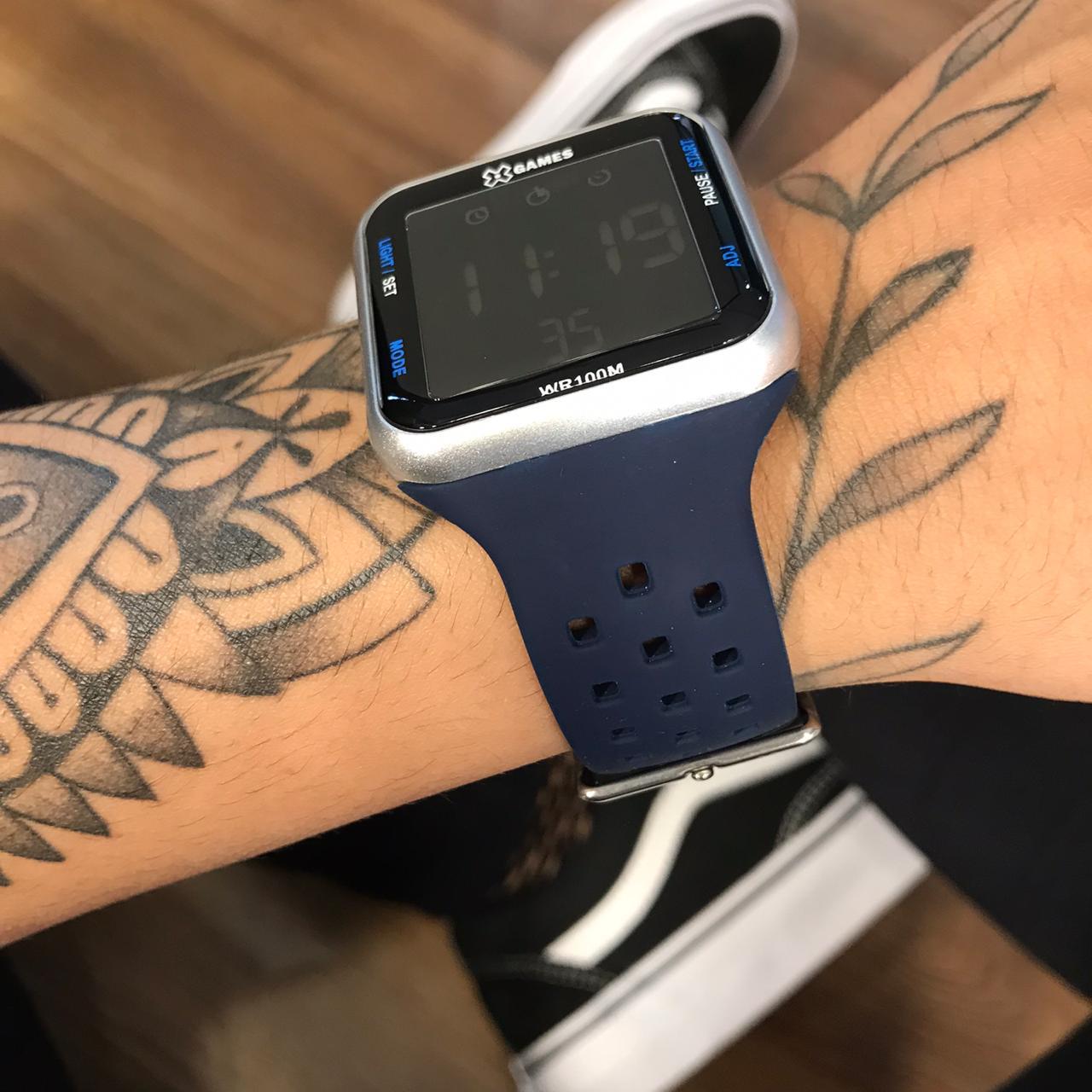 Relógio X Games  Azul– XGPPD092