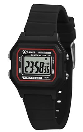 Relógio X Games Preto - XKPPD074