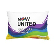 Almofada Festa Now United Lembrancinha Kit com 20