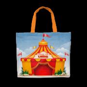 Bolsinha de Nylon No Tema da Sua Festa Circo