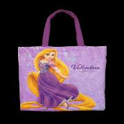 Bolsinha de Nylon No Tema da Sua Festa Rapunzel