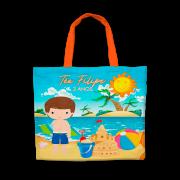 Bolsinha de Nylon No Tema da Sua Festa Summer Praia Verão