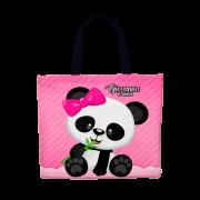 Bolsinha de Nylon No Tema da Sua Festa Ursinha Panda