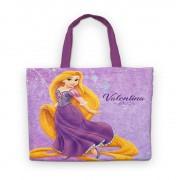 Bolsinha De Nylon Rapunzel Enrolados Personalizada