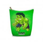 Bolsinha Porta Objetos Festa Hulk Lembrancinha