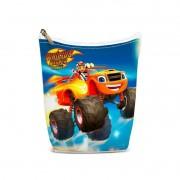 Bolsinha Porta Objetos Festa Blaze Monster Machines