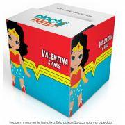Festa Completa Mulher Maravilha - Monte Kits de Lembrancinhas no Seu Tema