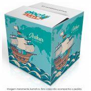 Festa Completa Pirata - Monte Kits de Lembrancinhas no Seu Tema