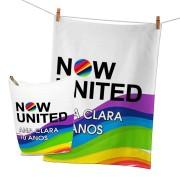 Kit Higiene Festa Now United Lembrancinha Kit com 50