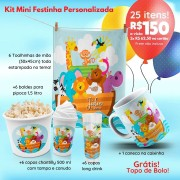 KIT MINI FESTINHA ARCA DE NOÉ